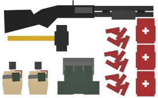 Thief Kit Items
