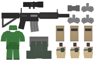 Forest Kit Items