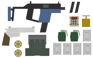 Hooligan Kit Items