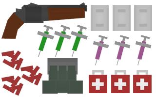 Medic Kit Items