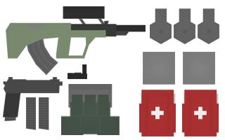 Runner Kit Items